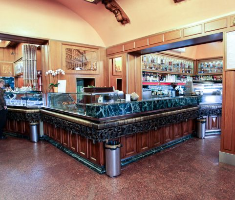 GIOLITTI, ANTICA GELATERIA E BAR A ROMA