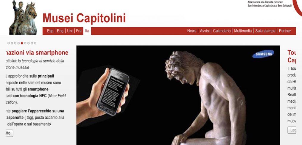 Musei Capitolini Aperti Di Sera Con Spettacoli Hotel Santa