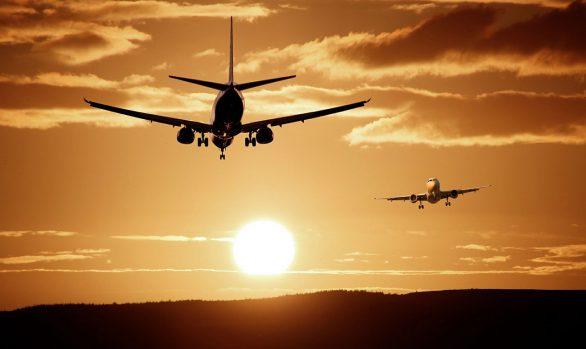 Arrivare a Roma con l'aereo