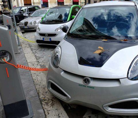 Muoversi a Roma con il carsharing