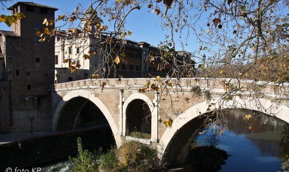 Isola Tiberina, le leggende…