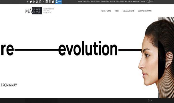 MAXXI RE-EVOLUTION