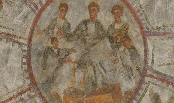 Catacombe di Domitilla: presentati i restauri e il nuovo museo